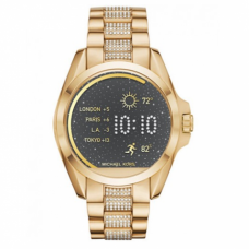 Michael Kors Access Bradshaw Sparkly Gold-Tone