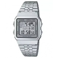 Relogio Casio Ref. A500WA-7DF World TIME