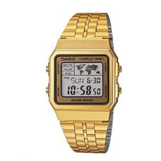 Relogio Casio Ref. A500WGA-9DF World TIME