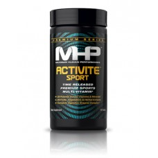 MHP ACTIVITE Multivitaminas Time Released Premium Sports 120 Cápsulas