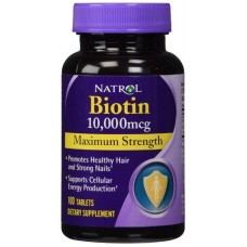 Natrol Biotin 10000mg 100Tablets