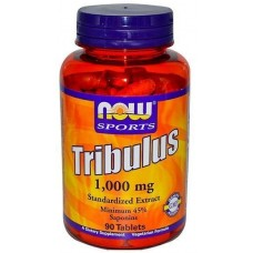 Tribulus Terrestris 1000mg Now Sports