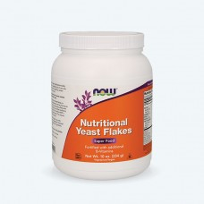 Now Foods  Levedura Nutricional - Nutritional Yeast Flakes