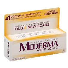 Mederma Skin Care For Scars Gel para Cicatrizes, SPF 30