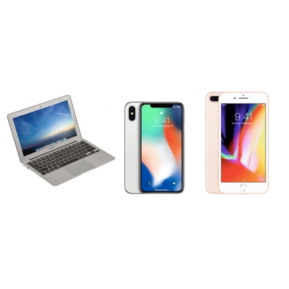 Rifa 4 -  iPhone XS, XR, XS Max ou MacBookAir 13