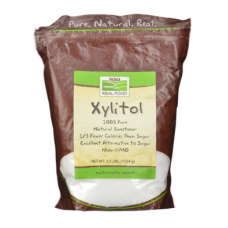 Now Foods Xylitol - 1.0Lbs