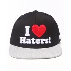 Bone DGK Haters Snapback Cap