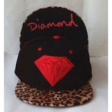 Bone Diamond SUPPLY CO Snapback