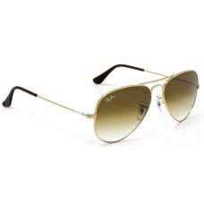 Óculos RayBan RB3025 001/51 GOLD BROWN