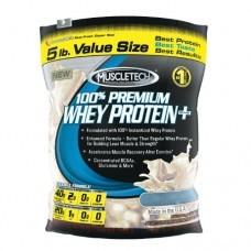 MuscleTech 100% Premium Whey Protein Plus 5lbs