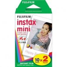 Fujifilm Instax Mini 7S, 8S ou 50S 25 - Instant Film - 20 unidades