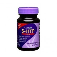 Natrol 5-HTP Suplemento 50 mg 45 Capsulas