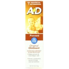 Pomada A+D - A&D Original Diaper Rash Ointment - 4 oz.