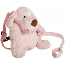 "Jeep ""Puppy"" Animal Backpack Harness Rosa"
