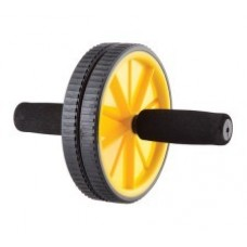 Golds Gym Ab Wheel Roda de Exercicios Abdominais