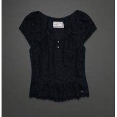 Blusa de Renda Abercrombie
