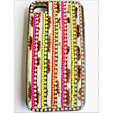 Capa Strass (Cristal) IPhone 4/4S Cod. CA8