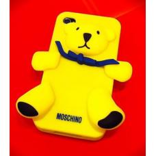 Case iPhone Urso Moschino.