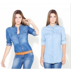 Camisa Jeans Tons