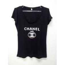 Camiseta Chanel Paris Preta