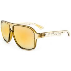 Oculos Absurda Calixto (Dourado)