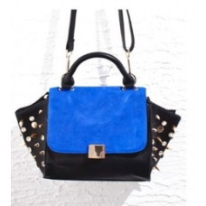 Bolsa Celine Trapeze Spike (Inspired) - 3 cores