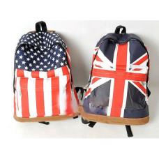 Mochilas Bandeiras (USA/UK)