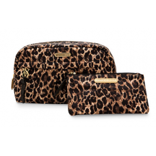 Bolsa Makeup Bag Set Victorias Secret