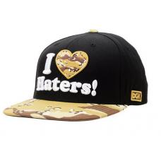 Bone DGK Haters Desert Camo Snapback Hat