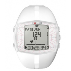 Polar Monitor Cardiaco FT40 Womens Heart Rate Monitor Watch (White)