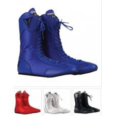 ENC/EUA TITLE Hi-Top Boxing Boots