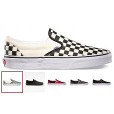 Vans Tênis Checkerboard Slip-On