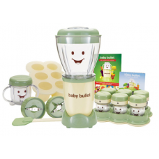 Baby Bullet Maquina de Papinha Complete Baby Care System