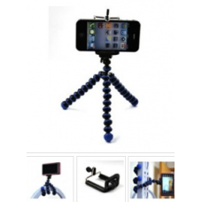 Case Star Octopus Style Portable and adjustable Tripod Stand Holder for iPhone, Cellphone ,Camera