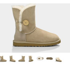 Bota UGG Australia BAILEY BUTTON (8 cores)