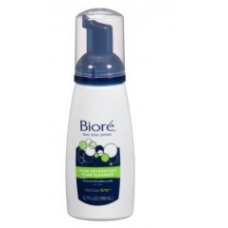 Biore Pore Detoxifying foam Cleanser