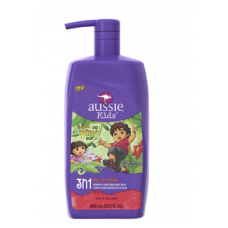 Aussie Kids 3n1 Melon Head! Shampoo + Conditioner + Body Wash, 29.2 fl oz