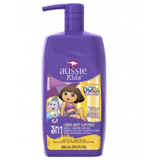 Aussie Kids 3n1 Coral Reef Cupcake Shampoo, Conditioner & Body Wash, 29.2 fl oz