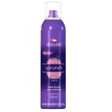 Aussie Sprunch Aerosol Hairspray 10 Oz