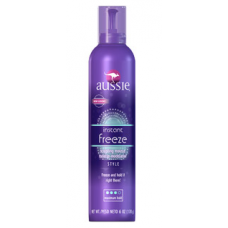 Aussie Instant Freeze Sculpting Hair Mousse 6 Oz