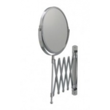 IKEA EXTENDABLE MAGNIFYING BATHROOM MIRROR