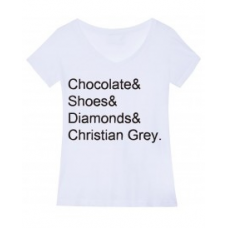 SALE! Camiseta Christian Grey