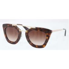 Prada - Oculos PR 09QS - Marrom/Dourado