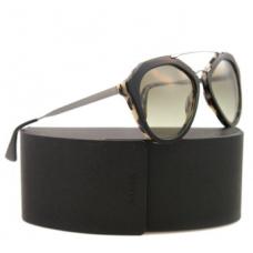 Prada - Óculos PR 12QS - Grey/Prata