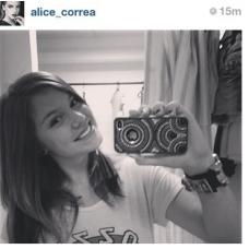 Alice Wegmann - Kit Capa Strass Cod 34 + Bracelete Hermes