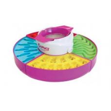 Nostalgia Electrics Gummy Candy Maker, Purple