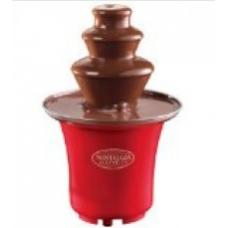 Nostalgia Electrics Mini Chocolate Fountain Red