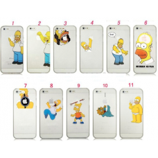 Capa Case Simpsons