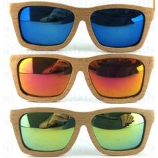 Óculos em Madeira Natural