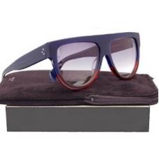 Celine - Oculos Shadow - Celine 41026/S - Azul
